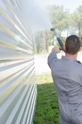 soft washing services on siding